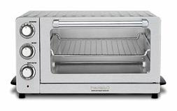 Cuisinart  0.6 cu. ft 1500W Toaster Oven Broiler w/  Convect
