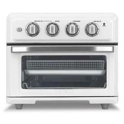 1800-Watt 6-Slice White Toaster Oven and Air Fryer with Fry