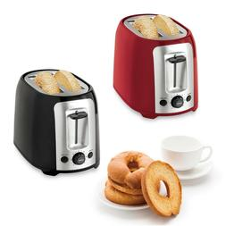 Culinary Edge Extra Wide Slots 2-Slice Toaster With High Lif