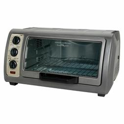 Hamilton Beach 31126 6-Slice Easy Reach 1400W Convection Toa