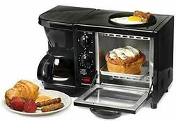 Elite Cuisine EBK-200B Maxi-Matic 3-in-1 Multifunction Break