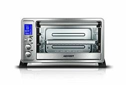 Toshiba AC25CEW-SS Digital Oven with Convection/Toast/Bake/B