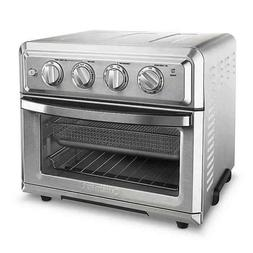 Cuisinart Air Fry Toaster Oven Electric Stainless Steel Toas