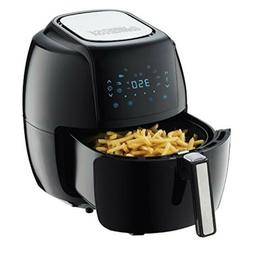 Air Fryer Oven Basket Best 6Qt XL Big Toaster 5.8 GoWise USA