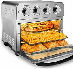 Geek Chef Air Fryer Toaster Oven 6Slice 24QT Convection Airf