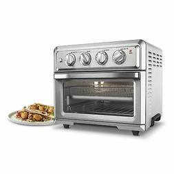 Cuisinart Air Fryer Toaster Oven With Light - Stainless