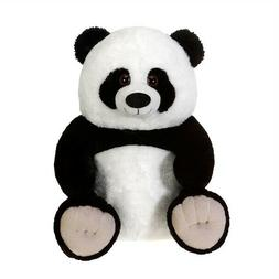 Boyda by enesco  Stuffed  Panda Large Color Brown