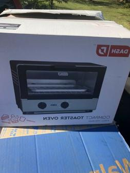 Dash Compact Toaster Oven Cooker for Bread, Bagels, Cookies,
