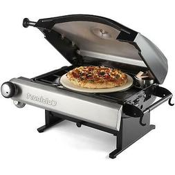 Cuisinart - Outdoor Convection Pizza Oven - Stainless-steel