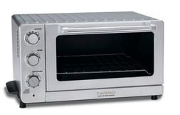 Cuisinart Convection/Toaster Oven Broiler 1500 W 0.6 Cu. Ft.