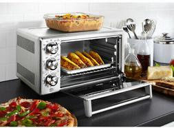 stainless convection oven toaster extra large counter