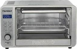 Cuisinart - Convection Toaster/Pizza Oven - Brushed Stainles