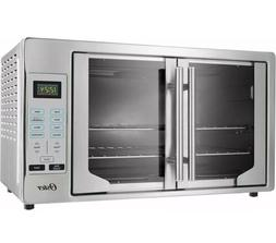 Oster Digital French Door Countertop Oven Turbo Convection T