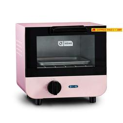 Dash Dmto100Gbpk04 Mini Toaster Oven Cooker For For Bread, B