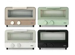 Electric Steam Toaster Oven Cooker Temperature Time Control
