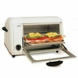 Elite Cuisine Toaster Oven Broiler  Color White