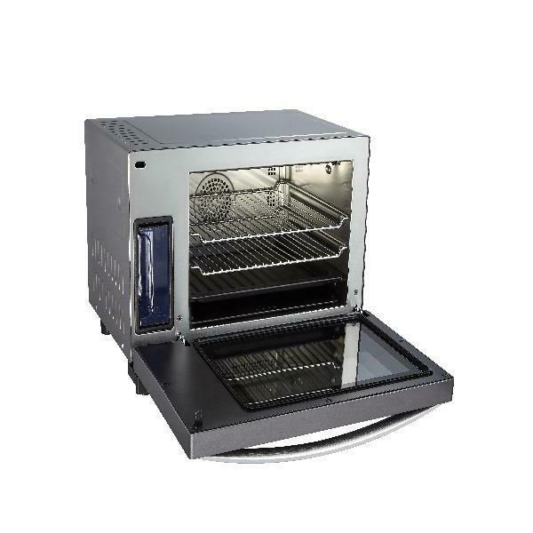 Emerson 0.9 Steam Grill Convection Technology,