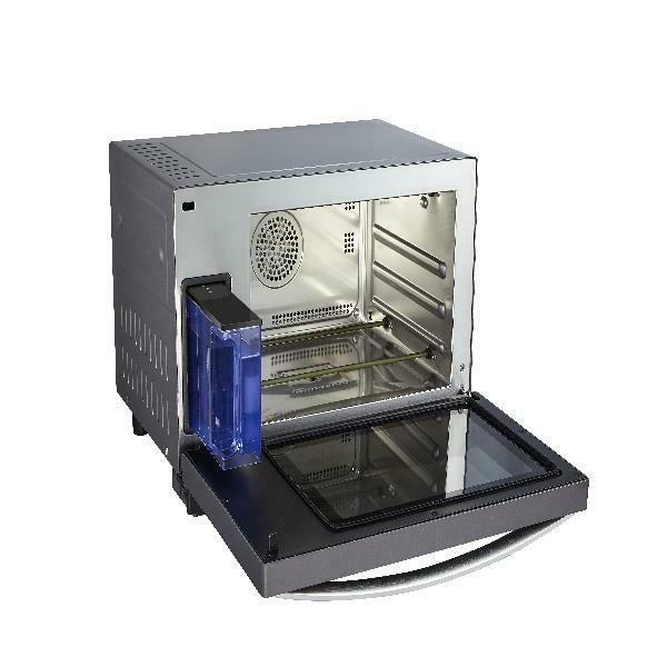 Emerson 0.9 cu. ft. Steam Oven Convection Technology,
