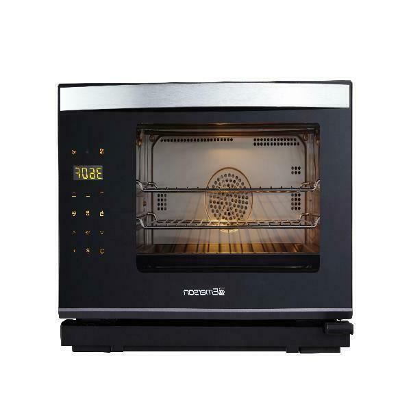 0 9 cu ft steam grill oven