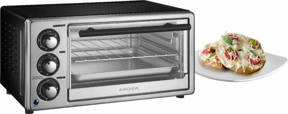 Insignia™ Oven Stainless Steel