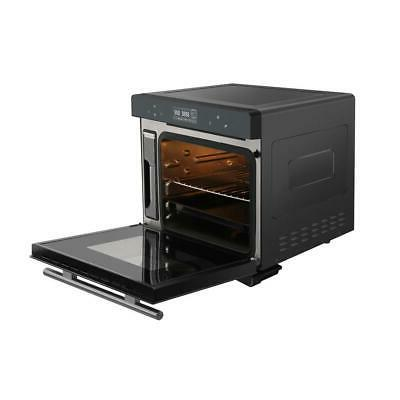 5-in-1 Countertop Convection Steam Oven with Touch Control and