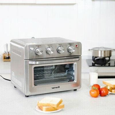 7-in-1 Air Fryer Oven QT Convection