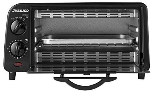 Courant Slice Countertop Toaster Bake and and Black