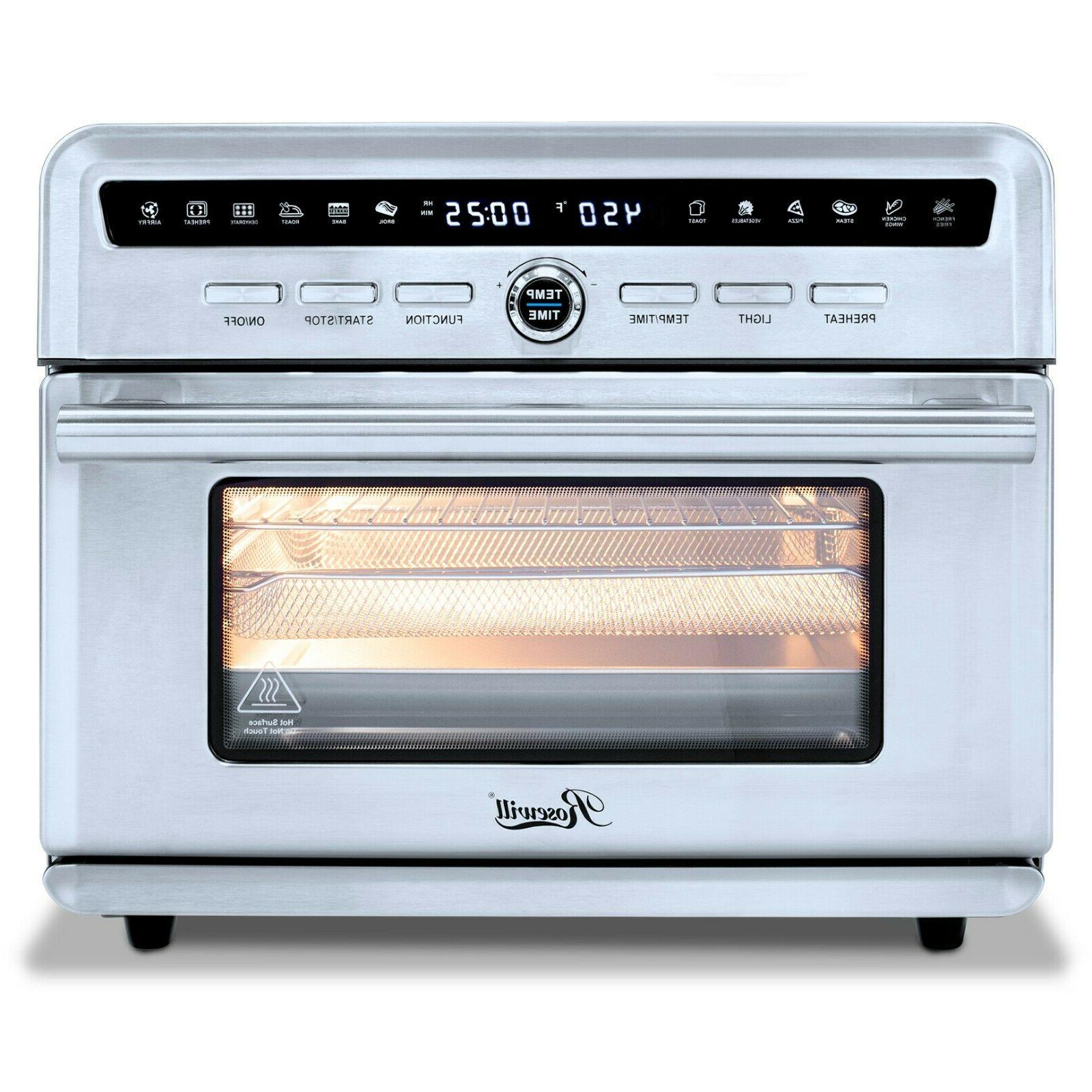 Rosewill Air Toaster Size 26.4 Capacity