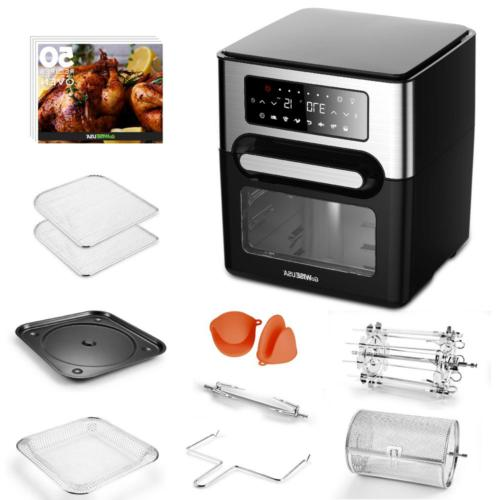 air fryer toaster oven select with rotisserie