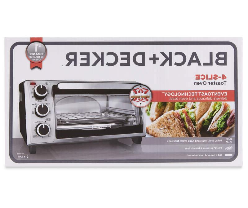 Black+Decker TO1313SBD Toaster 15.47 Silver
