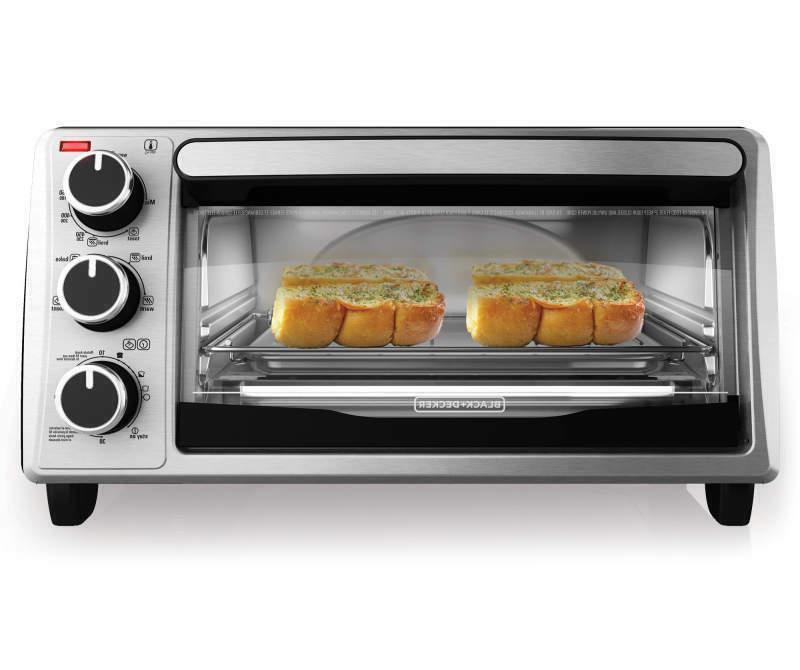 Black+Decker TO1313SBD Toaster Oven, 15.47