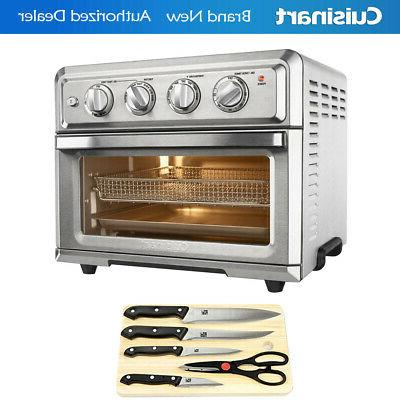 Cuisinart Convection Toaster Air - Knife Set and
