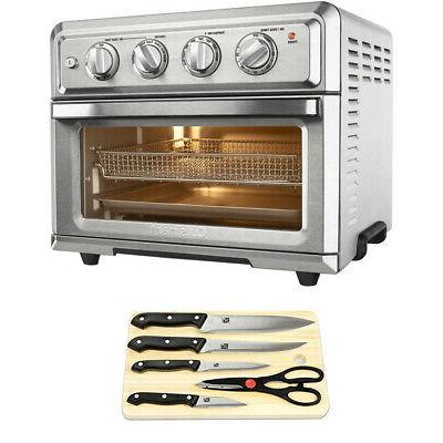 convection toaster oven air fryer with 5