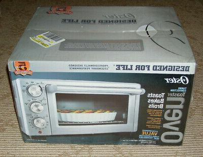 countertop turbo convection toaster oven tssttvdfl2 new