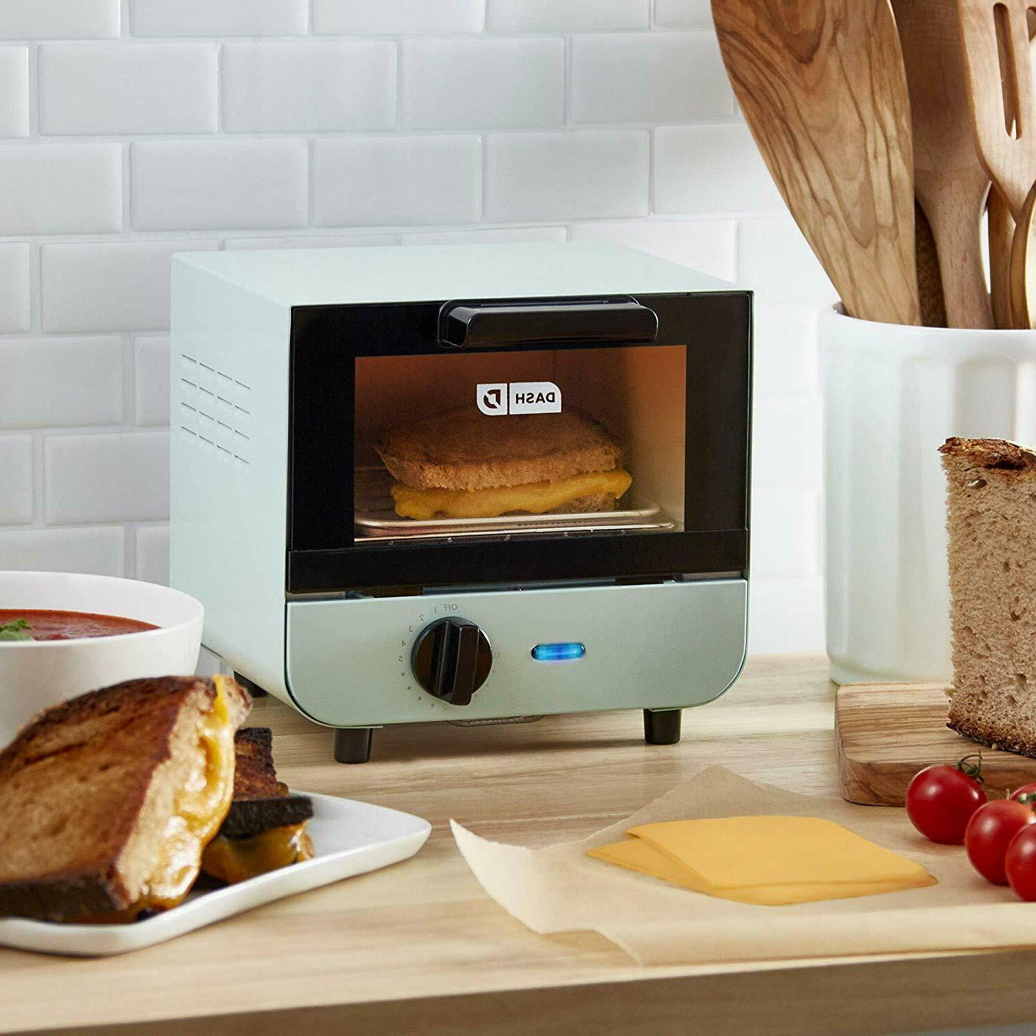 Easy Toaster Oven Temperature Control