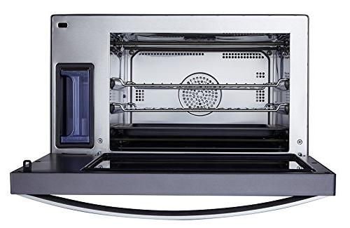 Emerson Cu. Ft. Steam Oven With Grill Feature, Stainless