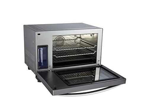 Emerson ER101005 Deluxe Cu. Ft. Oven Convection Grill Stainless