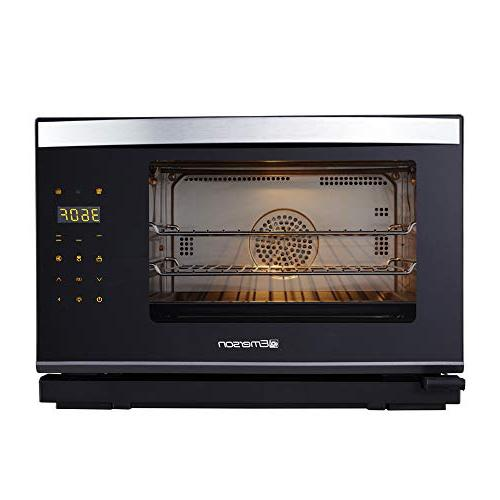 deluxe steam grill oven