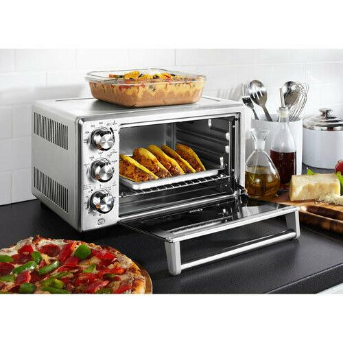 Oster for Countertop Convection Toaster Oven, Stainless