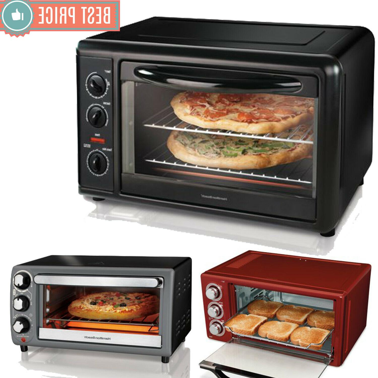 electric convection oven countertop 6 slice toaster