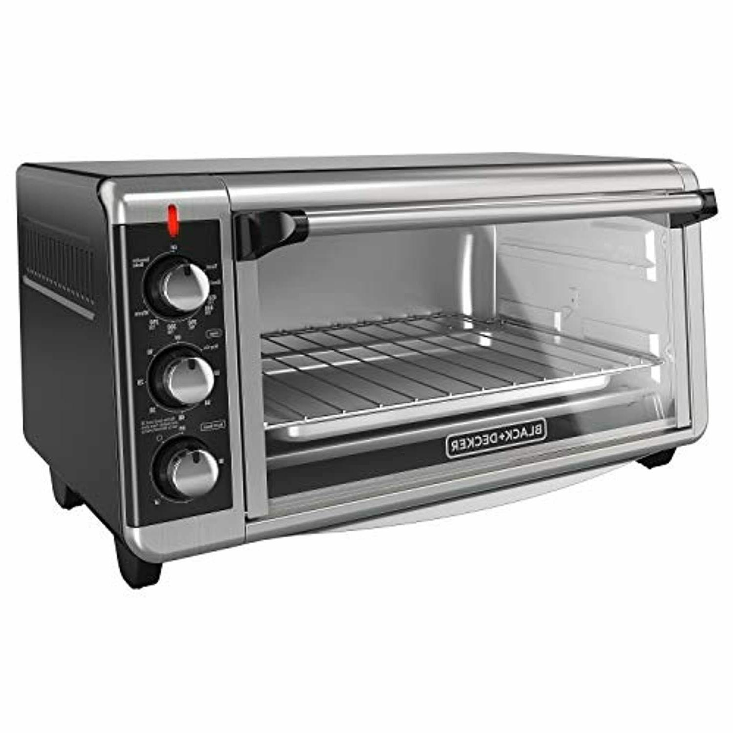 Extra Wide Toaster Oven Pan Stainless