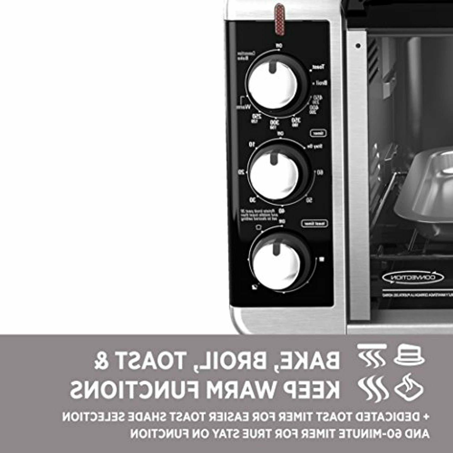 Extra Wide Convection Toaster Oven Pan