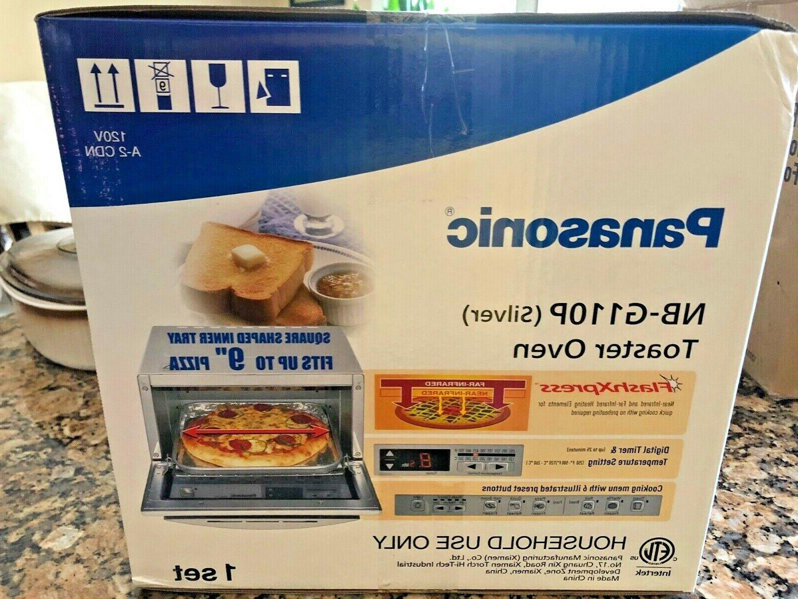 Panasonic Oven Double Infrared Heating,