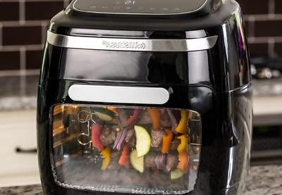 GoWISE 11.6-Quart Air Fryer Toaster with &