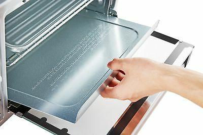 Kitchen Pizza Oven Steel Commercial Concession 25 L Capacity