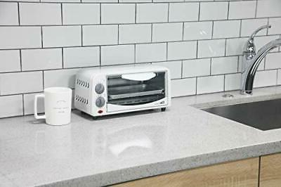 Maxi-Matic Personal 2 Slice Countertop Oven with Ti