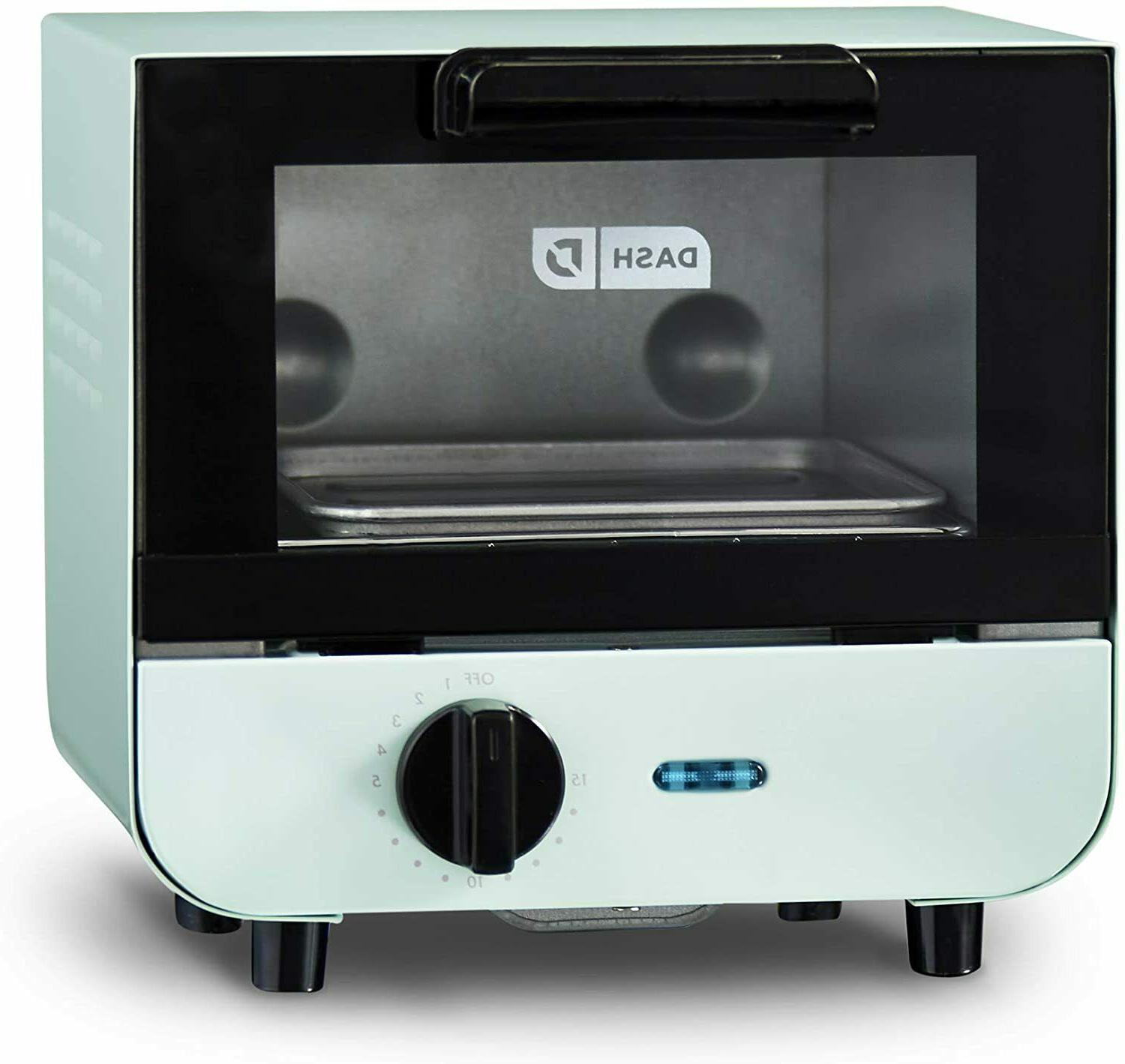 mini toaster oven cooker bread pizza paninis