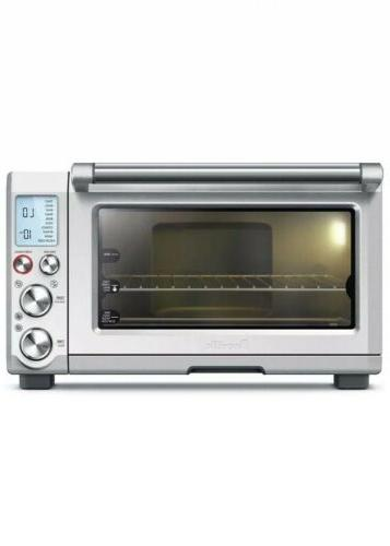 Breville Smart Oven Pro BOV845BSS Convection Toaster Oven wi