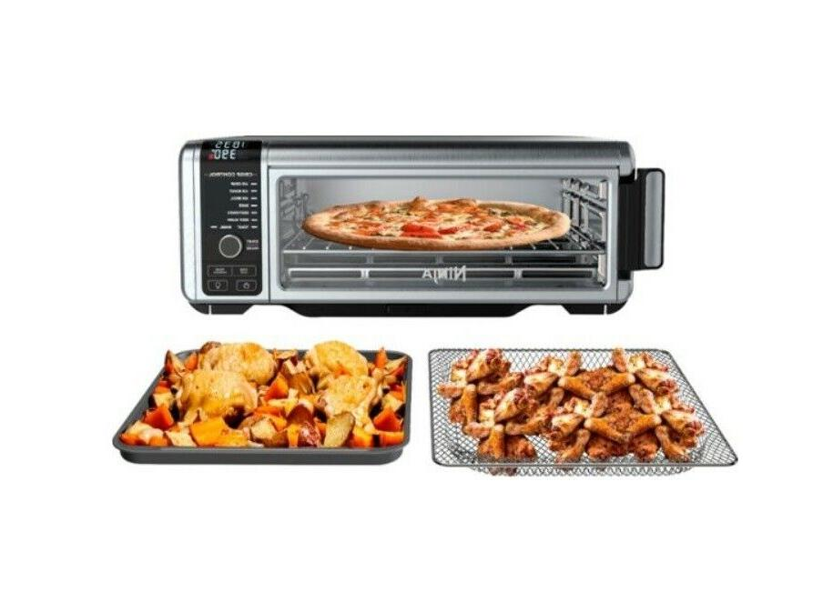 sp101 toaster oven with air fryer stainless