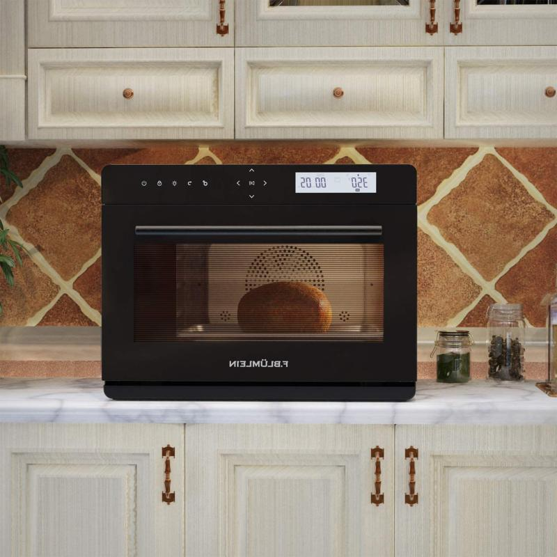 Steam Oven 34 10 with 24 Item